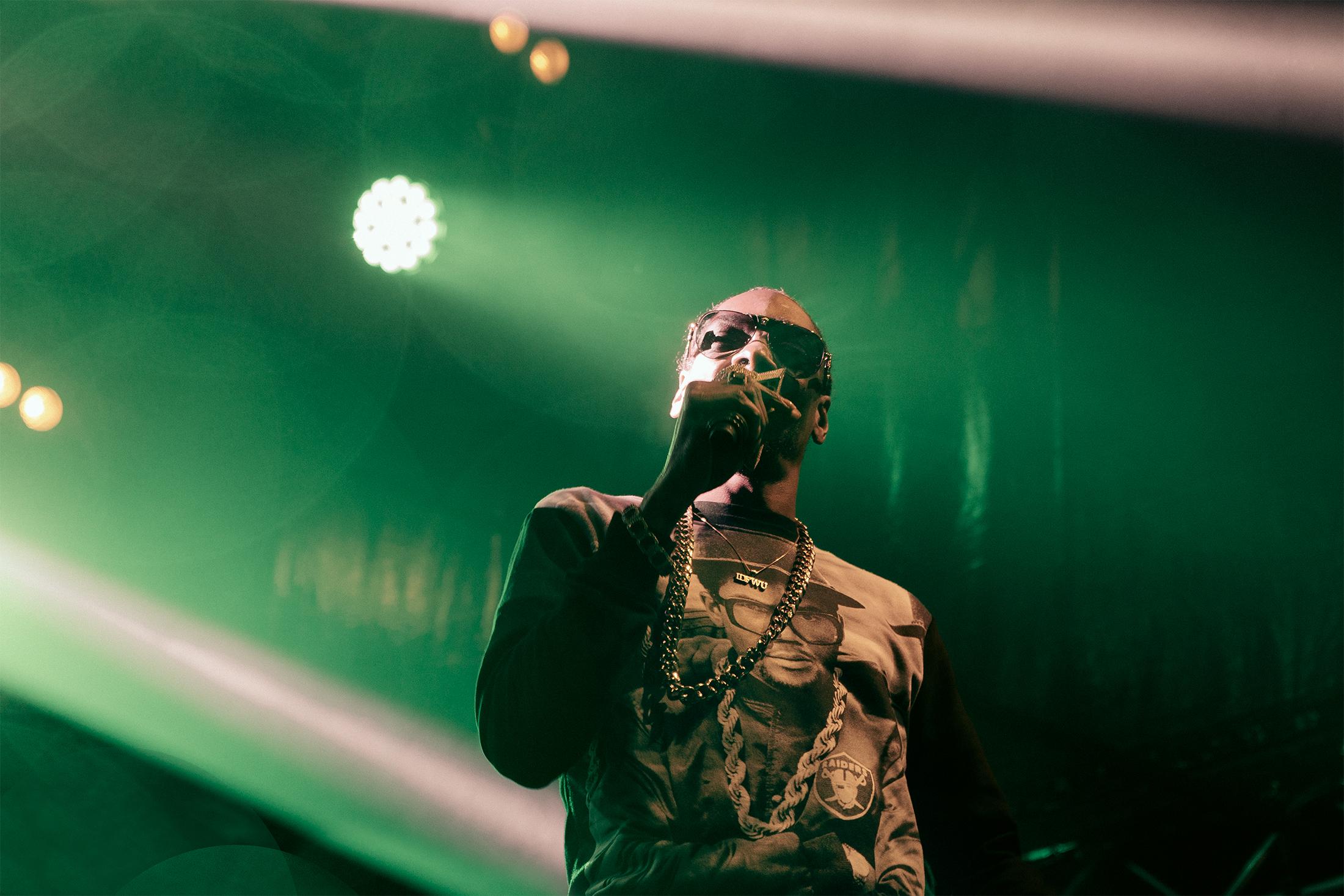 Snoop Dogg @ Flustret Uppsala 2015